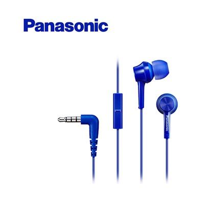 Panasonic RP-TCM115E-A Blue Headset (RP-TCM115E-A)