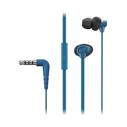 Panasonic RPTCM130E-A Blue Headset (RPTCM130E-A)
