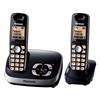 Ασύρματο Τηλέφωνο Panasonic KX-TG6522GB Black (KX-TG6522GB) (PANKX-TG6522GB)