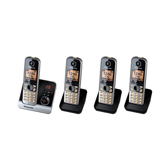 Ασύρματο Τηλέφωνο Panasonic KX-TG6724GB (KX-TG6724GB) (PANKX-TG6724GB)