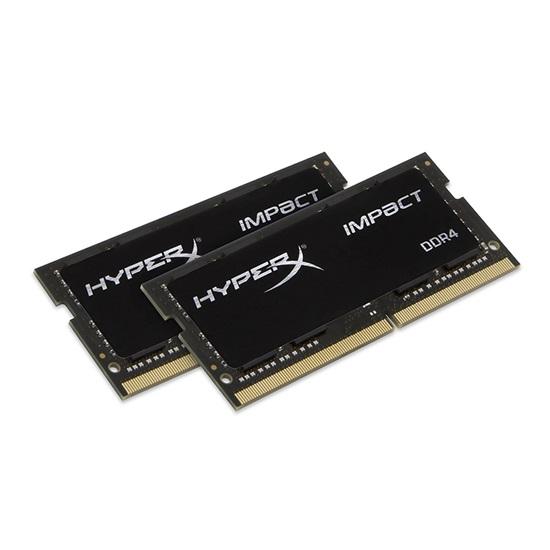 Kingston RAM HyperX Impact DDR4-2666 SODIMM 16GB (1X8GB) (HX426S15IB2/16)