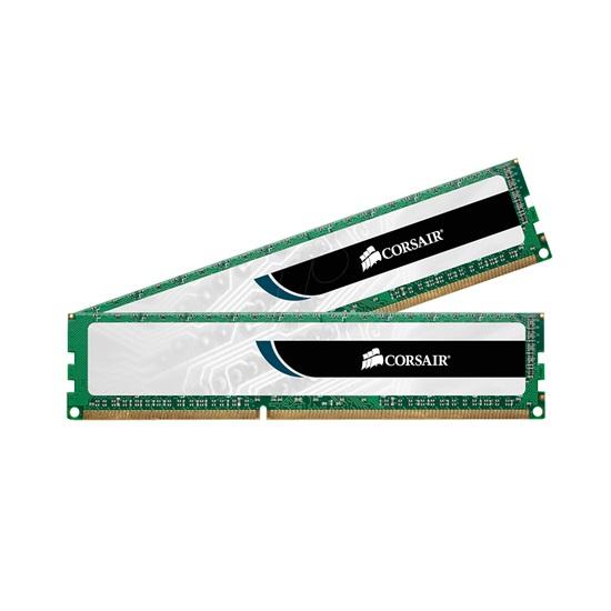 Corsair RAM ValueSelect 8GB (2 x 4GB) DDR3 UDIMM (CMV8GX3M2A1333C9) (CORCMV8GX3M2A1333C9)