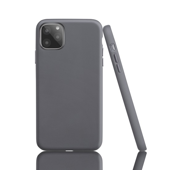 Garbot Corium Nappa Leather Case Iphone 11 ProMax Grey (SC-NFE-00015) (GARSC-NFE-00015)