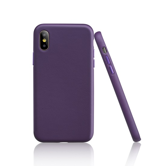 Garbot Corium Nappa Leather Case for IP XS Purple (SC-NFE-00028) (GARSC-NFE-00028)