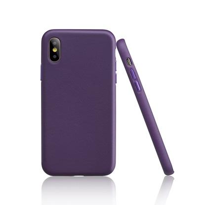 Garbot Corium Nappa Leather Case for IP XR Purple (SC-NFE-00029) (GARSC-NFE-00029)