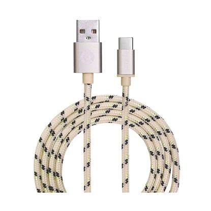 Garbot Grab&Go USB cable 1 m USB A USB C Gold (C-05-10191) (GARC-05-10191)