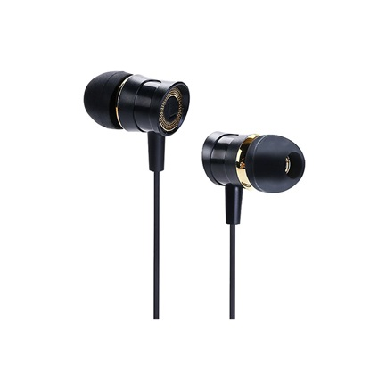 Garbot Grab&Go headphones/headset In-ear 3.5 mm connector Black (C-05-10199) (GARC-05-10199)