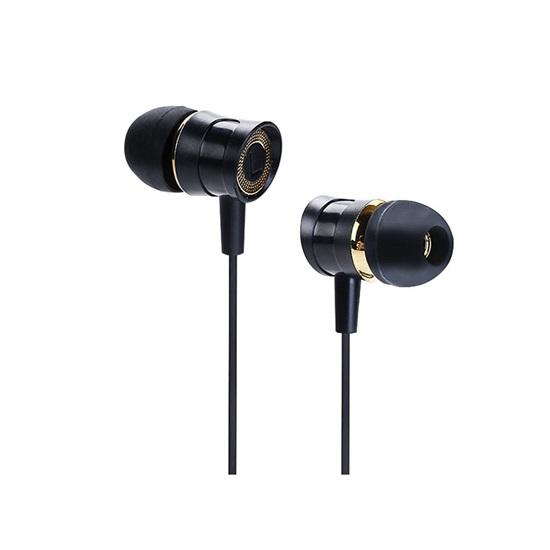 Garbot Grab&Go headphones/headset In-ear 3.5 mm connector Black (C-05-10199) (GARC-05-10199)