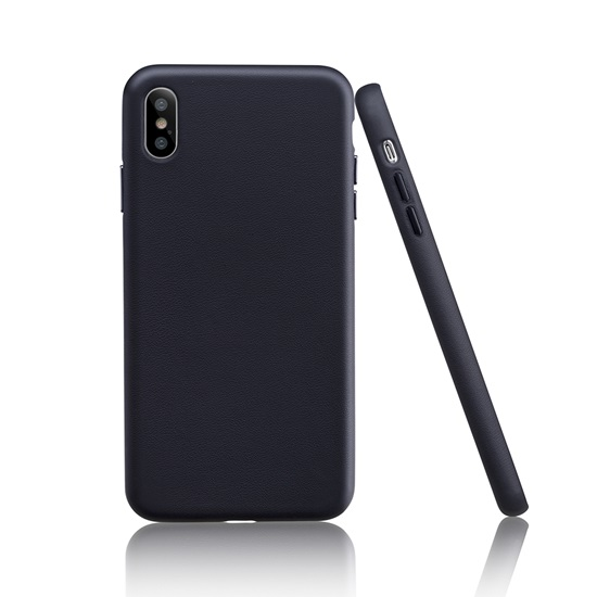 Garbot Corium Nappa Leather Case for IP XS Max Blk (SC-NFE-00006) (GARSC-NFE-00006)