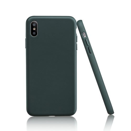 Garbot Corium Nappa Leather Case IP XS Max Green (SC-NFE-00012) (GARSC-NFE-00012)