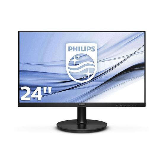 "PHILIPS V Line 242V8LA Led Monitor 24"" with speakers (242V8LA) (PHI242V8LA)"