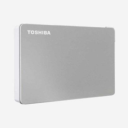 "Toshiba Canvio Flex 4TB External HDD 2.5"" USB 3.2 Gen 1 (HDTX140ESCCA) (TOSHDTX140ESCCA)"