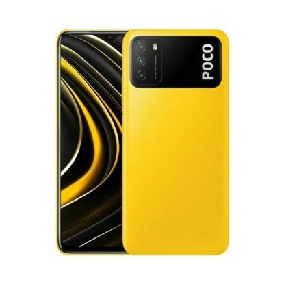 Xiaomi Pocophone M3 Dual Sim 4GB RAM 64GB - Yellow EU