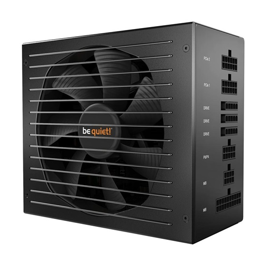 Be Quiet PC- Power Supply Straight Power 11 650W Gold (BN282) (BQTBN282)