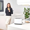 Black & Decker Toaster 820W White (BXTO820E) (BDEBXTO820E)