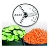 Black & Decker Food Processor 400W White (FX400-QS) (BDEFX400QS)