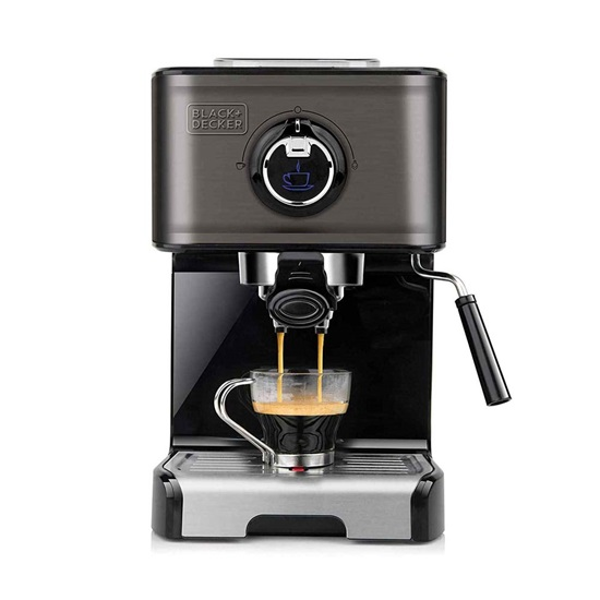 Black & Decker Espresso Coffee Maker (BXCO1200E) (BDEBXCO1200E)