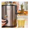 Black & Decker Juice Extractor 600W Black (BXJE600E) (BDEBXJE600E)