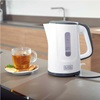 Black & Decker Kettle 2200W White (BXKE2200E) (BDEBXKE2200E)