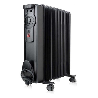 Black & Decker Oil Heater Radiator 1500W (BXRA1500E) (BDEBXRA1500E)