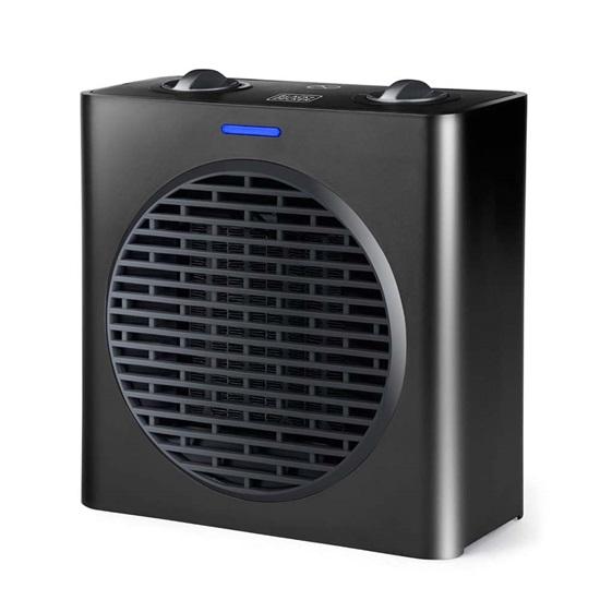 Black & Decker Ceramic Fan Heater (BXSH1500E) (BDEBXSH1500E)