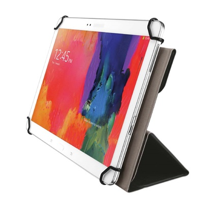 "Trust Aexxo Universal Folio Case for 10.1"" tablets - black (21068) (TRS21068)"