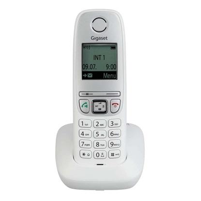 Ασύρματο Τηλέφωνο Gigaset A415 White (S30852-H2505B102) (GGSS30852-H2505B102)
