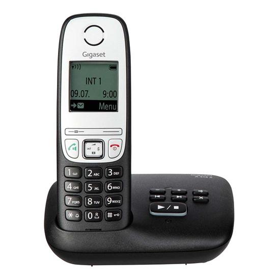 Ασύρματο Τηλέφωνο Gigaset A415A DECT telephone Black (S30852-H2525B101) (GGSS30852-H2525B101)
