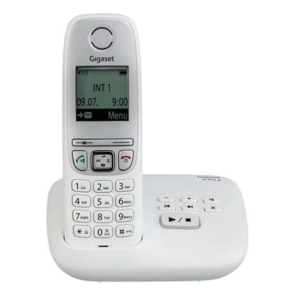 Ασύρματο Τηλέφωνο Gigaset A415A DECT telephone White (S30852-H2525B102) (GGSS30852-H2525B102)