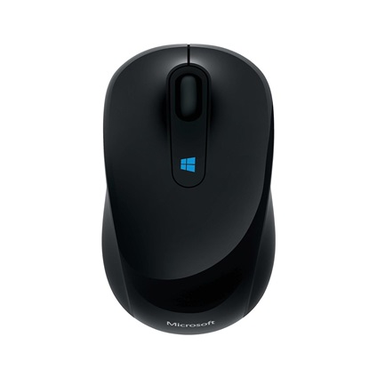 Microsoft Mouse Sculpt Mobile Black (43U-00003) (MIC43U-00003)