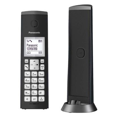 Ασύρματο Τηλέφωνο Panasonic KX-TGK220GM Matte Black (KX-TGK220GM) (PANKX-TGK220GM)