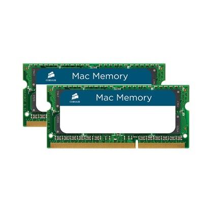 Corsair Mac Memory — 16GB Dual Channel DDR3 SODIMM Memory Kit (CMSA16GX3M2A1333C9)