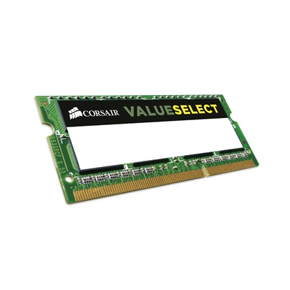 CORSAIR 4GB (1x4GB) 1333MHz CL9 DDR3L SODIMM (CMSO4GX3M1C1333C9)