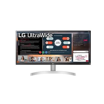 LG 29WN600-W Led IPS Ultrawide Monitor 29'' with speakers (29WN600-W) (LG29WN600-W)