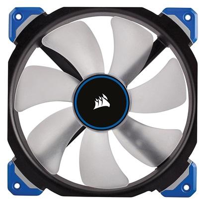 Corsair ML140 PRO LED Blue 140mm PWM Premium Magnetic Levitation Fan (CO-9050048-WW)