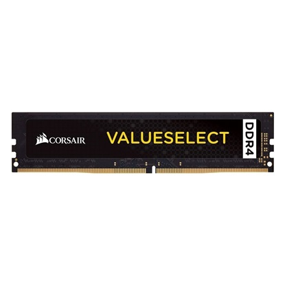 Corsair Memory Value Select 4GB DDR4-2666MHz (CMV4GX4M1A2666C18)