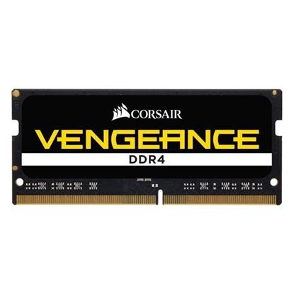 Corsair Vengeance® Series 4GB (1 x 4GB) DDR4 SODIMM 2400MHz CL16 Memory Kit (CMSX4GX4M1A2400C16)