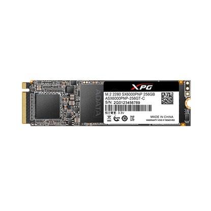 ADATA SSD 256GB XPG SX6000 Pro PCIe Gen3x4 M.2 2280 (ASX6000PNP-256GT-C) (ADTASX6000PNP-256GT-C)