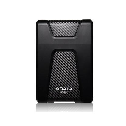 Adata HD650 External Hard Drive 1TB USB 3.1 Black (AHD650-1TU31-CBK) (ADTAHD650-1TU31-CBK)