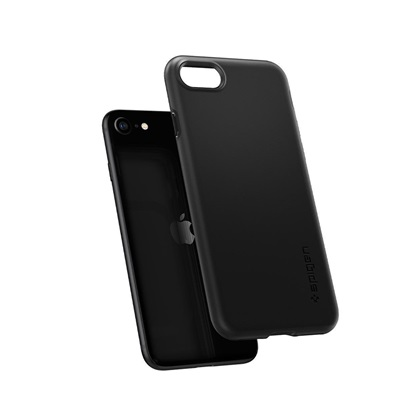 Spigen Thin Fit Iphone 7/8/SE 2020 Black (ACS01339) (SPIACS01339)