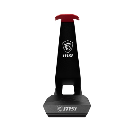 MSI Immerse HS01 Combo Headset Stand + Wireless Charger (S98-0700020-CLA) (MSIS98-0700020-CLA)