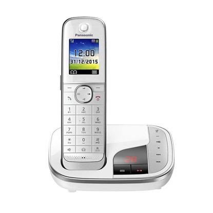 Ασύρματο Τηλέφωνο Panasonic KX-TGJ320GW White(KX-TGJ320GW) (PANKX-TGJ320GW)