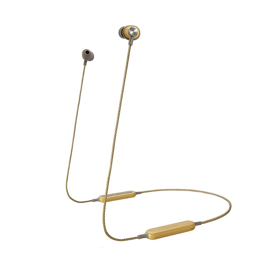 Panasonic RP-HTX20B In-ear Bluetooth Handsfree Camel (RP-HTX20BE-C) (PANRP-HTX20BE-C)