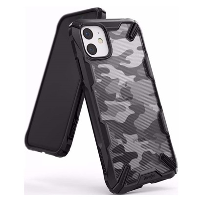 Ringke Fusion X Iphone 11 Camo Black (XDAP0002) (RINXDAP0002)
