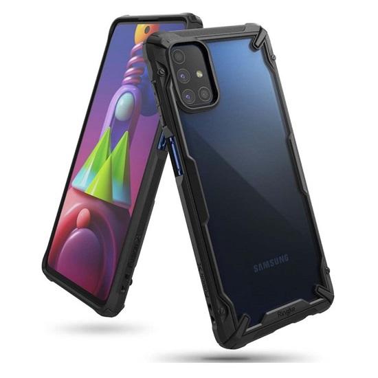 Ringke Fusion X Galaxy M51 Black (FUSG0065) (RINFUSG0065)