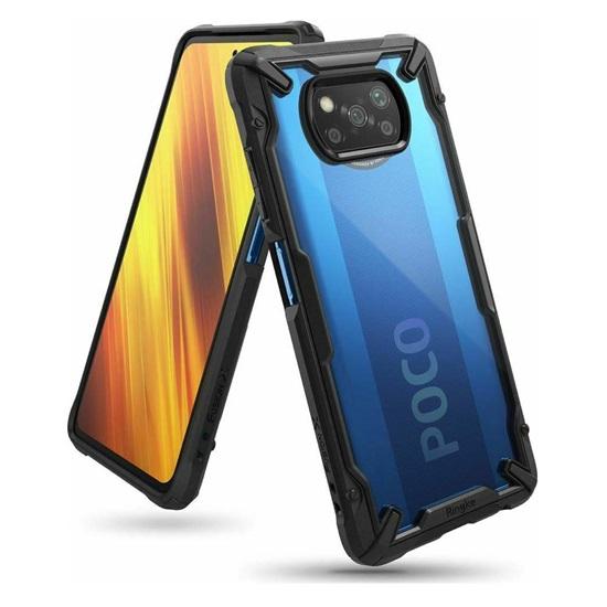 Ringke Fusion X Xiaomi Poco X3 NFC Black (FXXI0027) (RINFXXI0027)