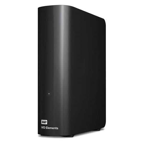 Western Digital Elements Desktop 8TB USB 3.0 (Black) (WDBWLG0080HBK)
