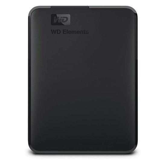 """Western Digital Elements 5TB USB 3.0 (Black 2.5"""") (WDBU6Y0050BBK-WESN)"""