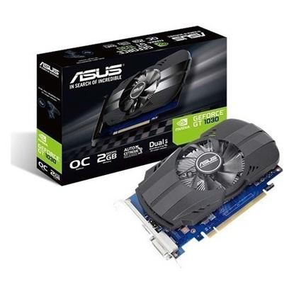 VGA Asus GeForce GT 1030 2GB GDDR5 Phoenix O2G (90YV0AU0-M0NA00) (ASU90YV0AU0-M0NA00)