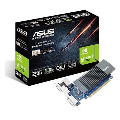 VGA Asus GeForce GT 710 2GB SL GDDR5 (90YV0AL1-M0NA00) (ASU90YV0AL1-M0NA00)